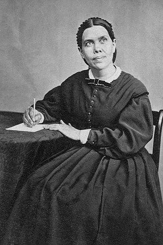 Ellen G. White - Ellen White in 1864