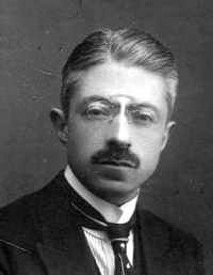 Emil Stanisław Rappaport - Emil Rappaport, circa 1919
