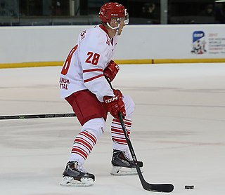 Emil Kristensen Danish ice hockey player