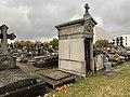 Emplacement Chapelle Funéraire Famille Barthélemy Tissaire Cimetière Fontenay Bois 3.jpg
