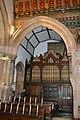 Enfield, St Mary Magdalene, The organ.jpg
