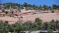 Entrada Sandstone (Middle Jurassic; Red Canyon, Colorado National Monument, Colorado, USA) 2 (23365403603).jpg