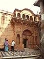 Entrance Radha Raman Temple, Vrindavan.jpg