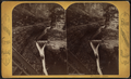 Entrance cascade, Watkins Glen, by Purviance, W. T. (William T.).png