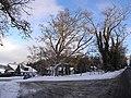 Entrance to Hackwood Park, Hexham - geograph.org.uk - 1627785.jpg