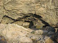 Entrance to Lovelock Cave, Near Lovelock, Nevada (529142604).jpg
