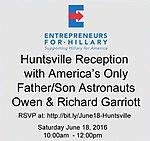 Entrepreneurs for Hillary Huntsville Reception with Owen & Richard Garriott.jpg