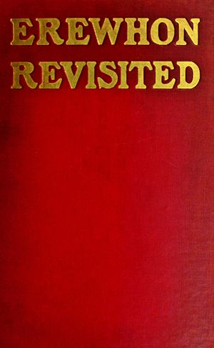 Erewhon Revisited cover