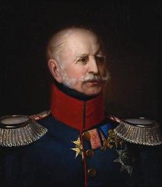 Ernest Augustus, King of Hanover - Ernest Augustus portrait, circa 1850