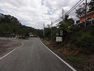Anón Barrio of Ponce, Puerto Rico