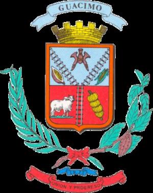 Guácimo (canton) - Image: Escudo de Guacimo Limon