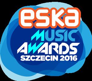 Eska Music Awards - Image: Eska Music Awards 2016 logo