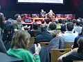 Espace Shayol - Rencontre avec Alain Rey - Dimanche - Utopiales 2014 - P1960882.jpg