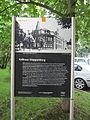 Essen-Stoppenberg Rathaus Informationstafel.jpg