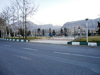 Estahban County - Image: Estaahban