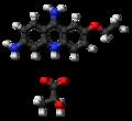 Ethacridine lactate 3D ball.png