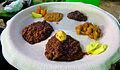 Ethiopian food In Dar.JPG