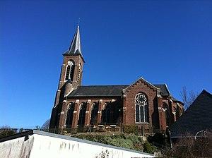 Étreux - The church of Étreux