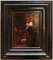 Eugene delacroix, l'angelo raffaele lascia tobia (da rembrandt), 01.jpg