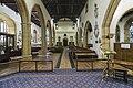 Evesham, All Saints' church Interior, looking west (24512827358).jpg