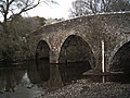 Exe Bridge, Exebridge - geograph.org.uk - 85727.jpg