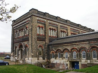 Crossness Pumping Station - Image: Exterior image of Crossness