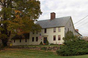East Granby, Connecticut - Ezekiel Phelps House