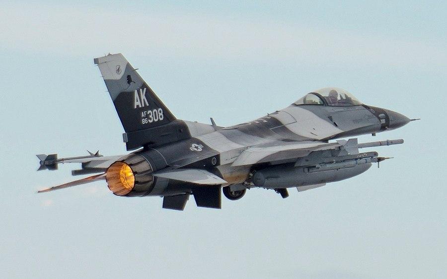 F-16 Fighting Falcon 18th Aggressor Sqdn