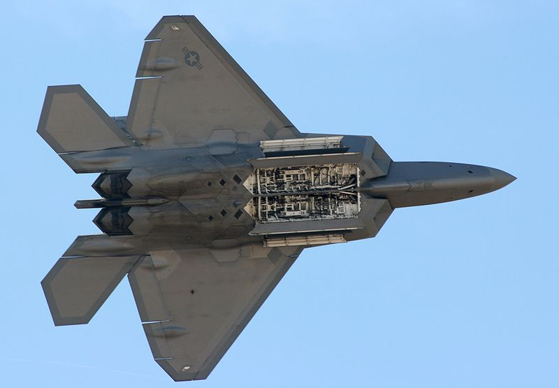 F-22 Raptor - World's Best Fighter