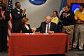 FEMA - 45643 - FEMA and the American Red Cross sign a Mass Care MOA at FEMA headquarters.jpg