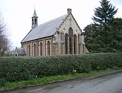 FLAUNDEN CHURCH.JPG