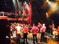 Fanfare Ciocarlia live at Koko, 2015.jpg