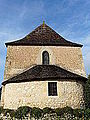 Fanlac église chevet (1).JPG