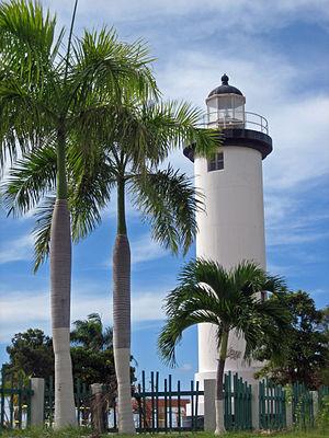 Rincón, Puerto Rico - Punta Higüeras Lighthouse