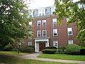 Farwell Hall, Andover Newton Theological School - IMG 0335.JPG