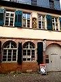 Fassade Barockgebäude Augustinergasse Studentenkarzer IMG 1263.jpg