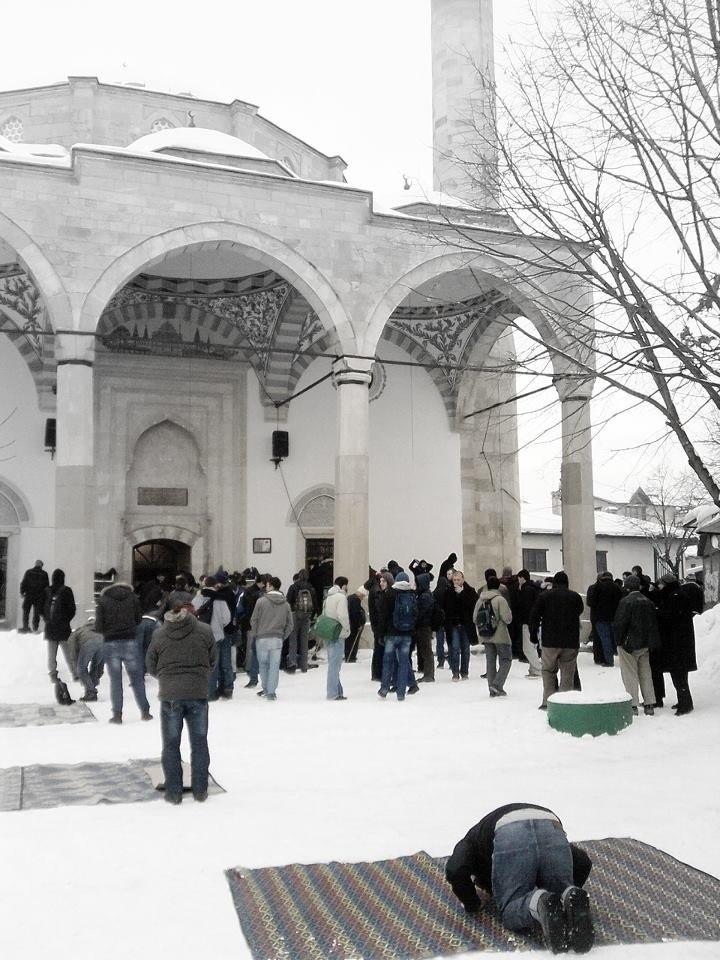 Fatih Mosque-Prishtin%C3%AB