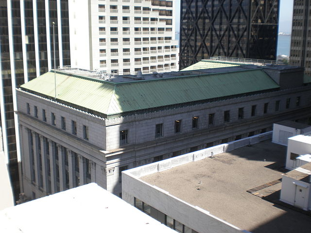 File Fed Reserve Bank Of Sf From 343 Sansome St Roof