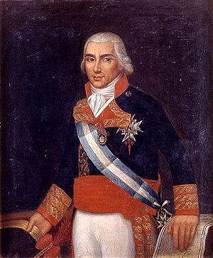 Federico Carlos Gravina y Nápoli - Federico Gravina. (Naval Museum of Madrid).