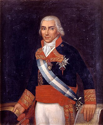 Battle of Trafalgar - Federico Gravina, the Spanish Admiral