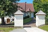 Feldkirchen Waiern Martin-Luther-Straße 4 evangelische Pfarrgemeinde Ost-Ansicht 20072019 6861.jpg