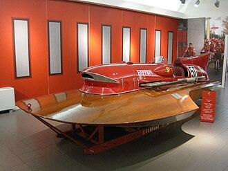 Arno XI - Image: Ferrari Arno XI 1