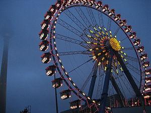 Ferris Wheel Berlin