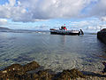 Ferry from Arran to Kintyre (9860389426).jpg
