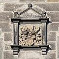 Festung Rosenberg - Südflügel - Mengersdorf-Wappen.jpg