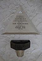 Feuerhalle Simmering - Arkadenhof (Abteilung ALI) - Heinrich Knöpfmacher 01.jpg