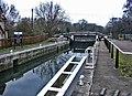 Fielde's Weir Lock on the River Lea - geograph.org.uk - 106467.jpg