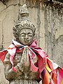 Figure in Cemetery at Wat Maha Leap Temple - Near Kampong Cham - Cambodia (48362665796).jpg