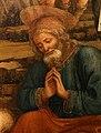 Filippo lippi e collaboraori, natività coi ss. giorgio e vincenzo ferrer, 1465-67, da s. domenico a prato 05.jpg