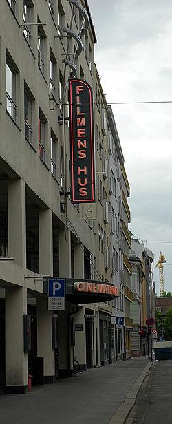 norsk film nettside Gjøvik